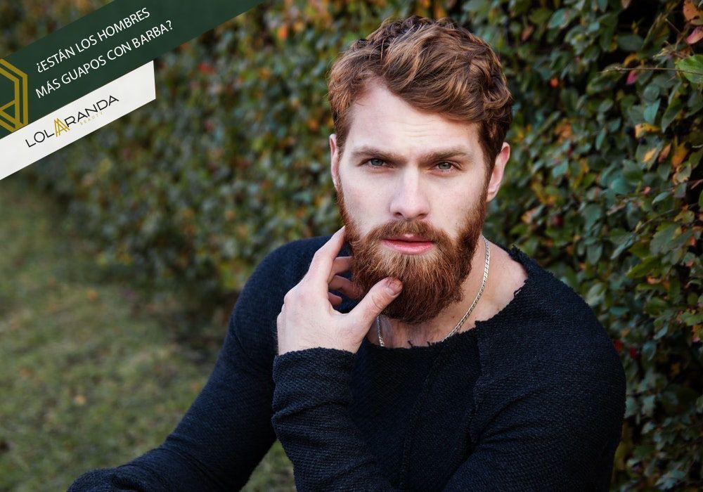 estan los hombres mas guapos con barba