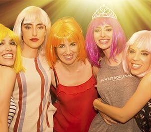 make up beauty party salones belleza Madrid
