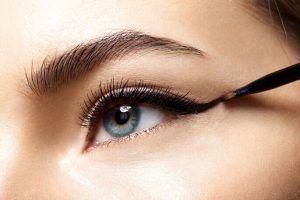 maquillaje-noche-cat-eye